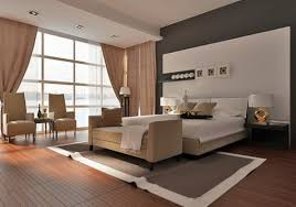 brown bedroom interior pain color master decor