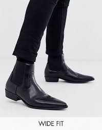 <b>Men's Chelsea Boots</b>   Black, <b>Suede</b> and Brown <b>Chelsea Boots</b>   ASOS
