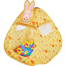 Купить <b>игровую палатку Ching Ching Кролик</b>+100 шаров CBH-12 ...