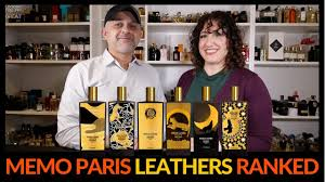 <b>Memo</b> Paris Leather Perfumes Ranked | Italian, Irish, French, <b>African</b> ...