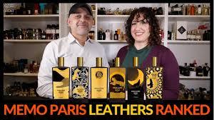 <b>Memo</b> Paris <b>Leather</b> Perfumes Ranked | Italian, Irish, <b>French</b>, African ...