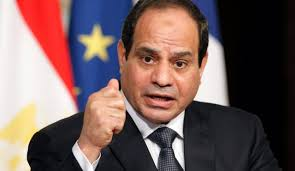 Image result for Egyptian President Abdel-Fattah el-Sissi PHOTO