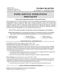 food resume objective equations solver objective for food service resume sles of resumes
