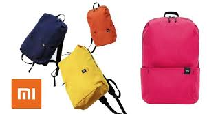 <b>Xiaomi Mi Backpack</b> 10L Bag 8 Colors 165g Urban Leisure Sports ...