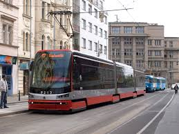 Ligne 17 du tramway de Prague