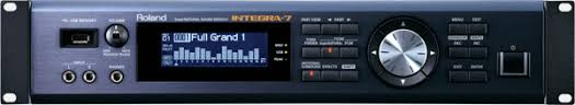 INTEGRA-7 | SuperNATURAL Sound Module - Roland