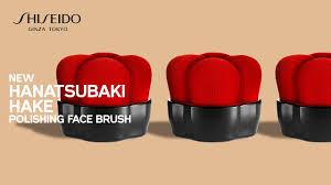 How To: <b>HANATSUBAKI HAKE Polishing</b> Face Brush - YouTube