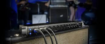 NAMM 2020: представлен <b>аудиоинтерфейс PreSonus Quantum</b> ...