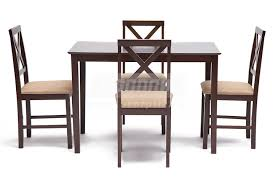 <b>Обеденный комплект эконом</b> Хадсон (стол+4стула) купить за руб ...