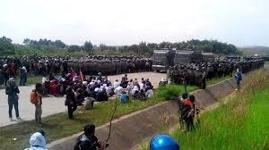 Konflik Agraria: Petani Telukjambe Barat Berharap Pada Jokowi