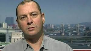 Unite's Steve Turner: Members are 'completely and absolutely fed up' - _46612550_-14
