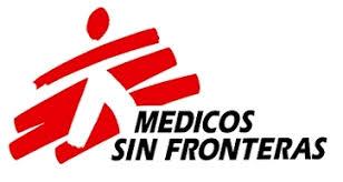 Resultado de imagen de medicos sin fronteras logo