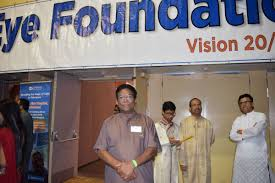 sankara eye foundation dandia raises funds for hyderabad hospital sef executive chairman murali krishnamurthy talks to west about the humble origins of sef and what his aspirations for the foundation s future are