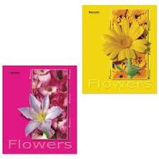 <b>Тетрадь</b> 48 листов в клетку, <b>BRAUBERG ЭКО</b> «<b>Цветы</b>», обложка ...