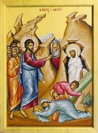 Resultado de imagen de Juan 11, 1-45: V domingo cuaresma