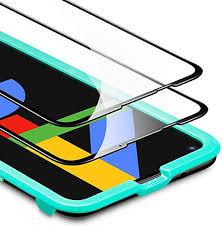ESR [2-Pack] Google Pixel 4a Screen Protector, <b>Tempered</b>-<b>Glass</b> ...