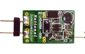 LM3405A-REF LM3405A Reference Design for <b>MR16 LED Bulb</b> ...