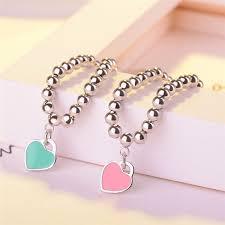 <b>Romad</b> Austrian <b>Crystal</b> Beads Bracelets For Women Blue <b>Pink</b> ...