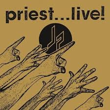 <b>Judas Priest</b> - <b>Priest Live</b>!! Vinyl 2LP