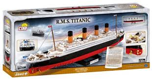 <b>Конструктор Cobi</b> R.M.S. Titanic 1916 ... — купить по выгодной ...