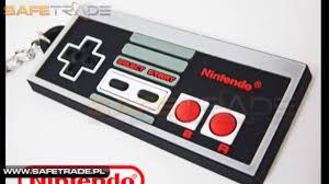 [<b>CKY</b>-22] Nintendo oryginalny breloczek Kontroler Gamepad NES ...