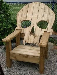 Pallet Chair Plans  Furniture Plans