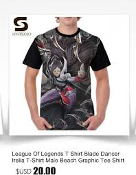 League Of Legends T Shirt <b>Kayn</b> League Of Legends T Shirt Short ...