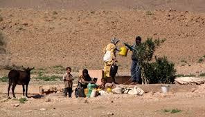 """Résultat de recherche d'images pour """"les douars  et le manque d'eau au maroc"""""""