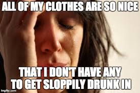 One of my friends said this as we were getting ready for a night ... via Relatably.com