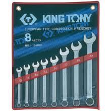 <b>Набор ключей</b> комбинированных <b>KING</b> TONY 1208MR - купить ...