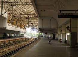 Chintadripet railway station