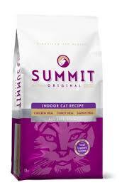 <b>Корм Summit</b> для котят и кошек три вида мяса с цыпленком ...