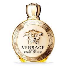 Versace - <b>Versace Eros Pour Femme</b> Eau de Parfum, Perfume for ...