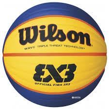 ROZETKA | <b>Мяч баскетбольный Wilson FIBA 3X3</b> Game Basketball ...