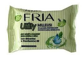 Купить <b>Влажные салфетки FRIA</b> Utility Milleusi освежающие с ...