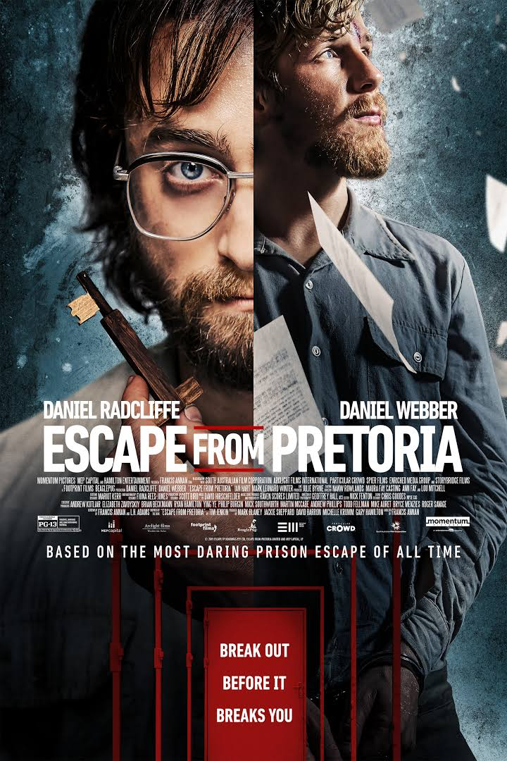 Escape from Pretoria (2020) {English With Subtitles} WeB-DL 480p   720p