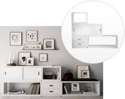 aspect modular storage dsc mdlrstrg  v aspect modular storage white kitchen cart credit crateandbarrelcom