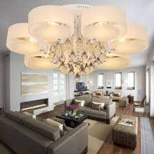 Modern Crystal Chandeliers For Dining Room Crystal Chandeliers Decorating Ideas Gallery In Dining Room