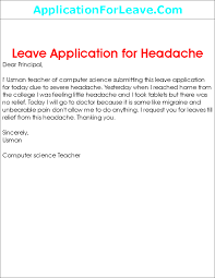 how to write a leave letter informatin for letter formal letter for leave application to prinl 91 121 113 106