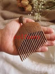 <b>500pcs</b>/lot <b>Fast Shipping</b> Customized Portable Wooden Beard Hair ...