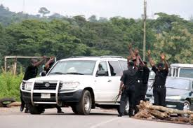 Image result for Nigerians corrupt policemen