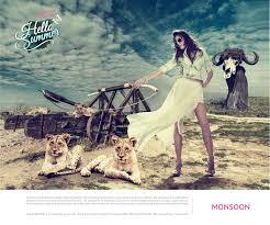 Monsoon Fashion <b>brand summer styles</b> on Behance