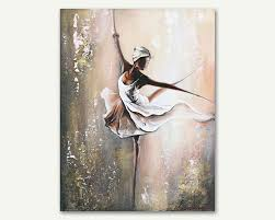 dancer decorative art home decor contemporary