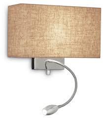 Настенный <b>светильник Ideal Lux HOTEL</b> KRONPLATZ AP2 ...