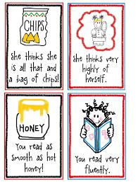 Idiom Match    Help Students Put Figurative Language In Context
