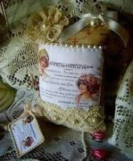 shabby chic <b>lavender</b> pillow | All things i love & made by Jacqueline ...