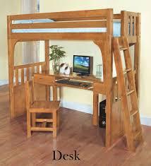 honey_twin_twin_convertible_bunk_bed_2116_desk bunk bed dresser desk