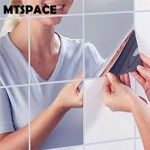 <b>frameless mirror tiles</b>