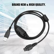 Intercom <b>USB Programming</b> Cable Write Frequency <b>Line For</b> HYT ...