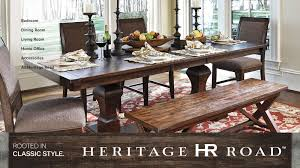 ashley furniture kitchen tables: heritage road page bb mpc  heritage road